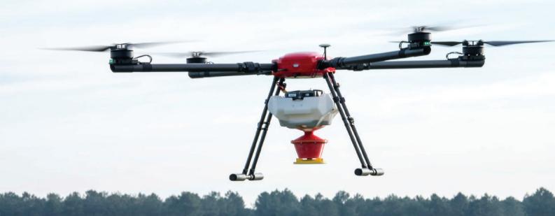 Le drone RDM AG réalise ses premiers essais en vol