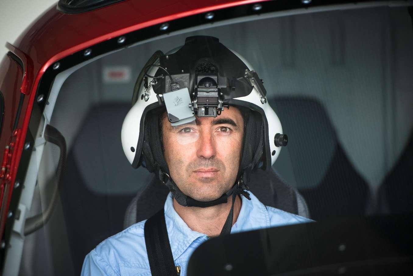 Thales dévoile un système d'aide au pilotage des hélicoptères