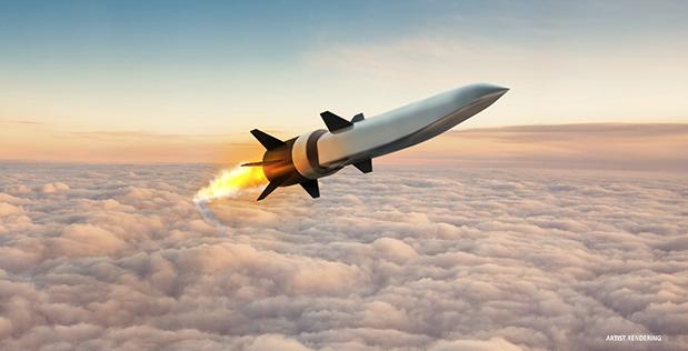 Succès pour le vol du missile HAWC hypersonique de la Darpa
