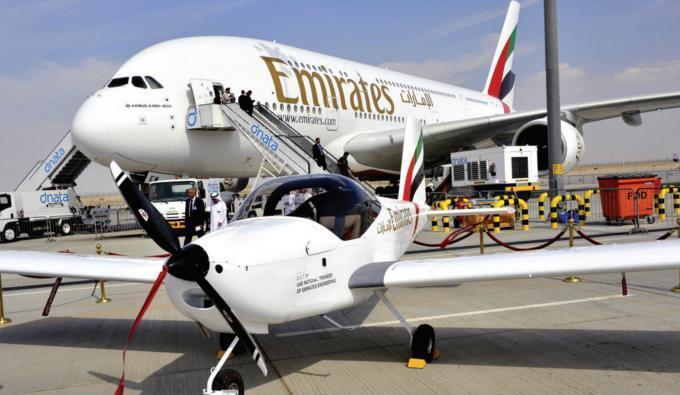 Emirates fait l'impasse sur l'Airbus A380neo