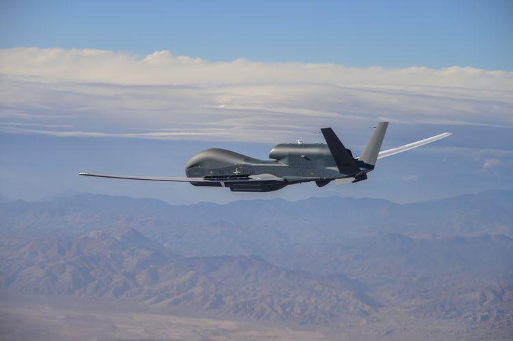 9 heures de vol pour un Phoenix de l'OTAN
