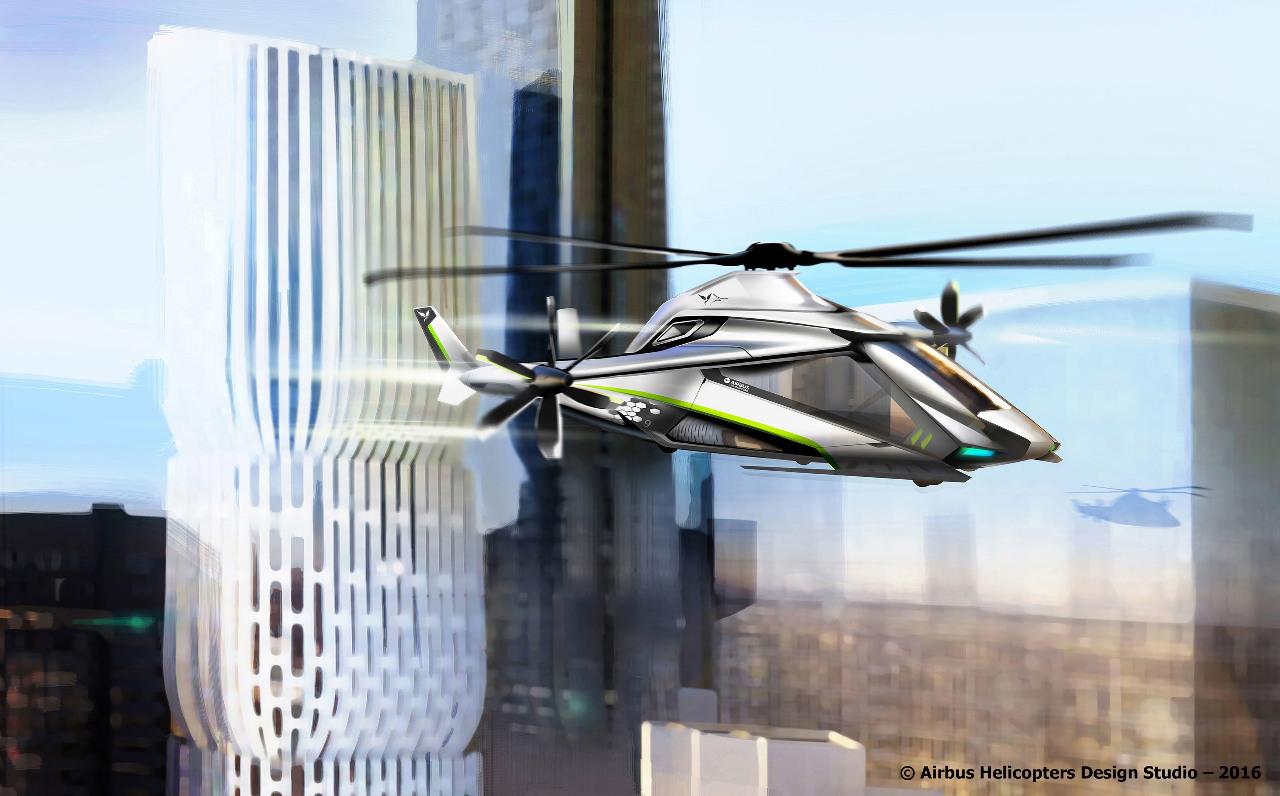 Berlin ILA 2016 : Airbus Helicopters dévoile la suite du X3