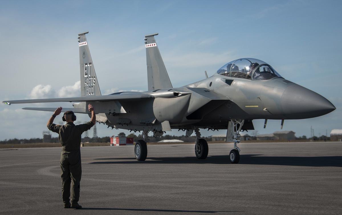 Un second F-15EX aux essais pour l'US Air Force