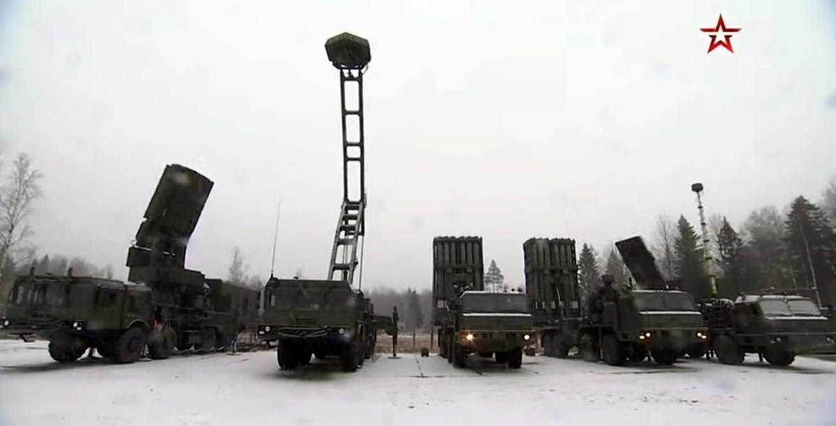 Russie: Des S-350 «Vityaz» pour le district militaire Sud