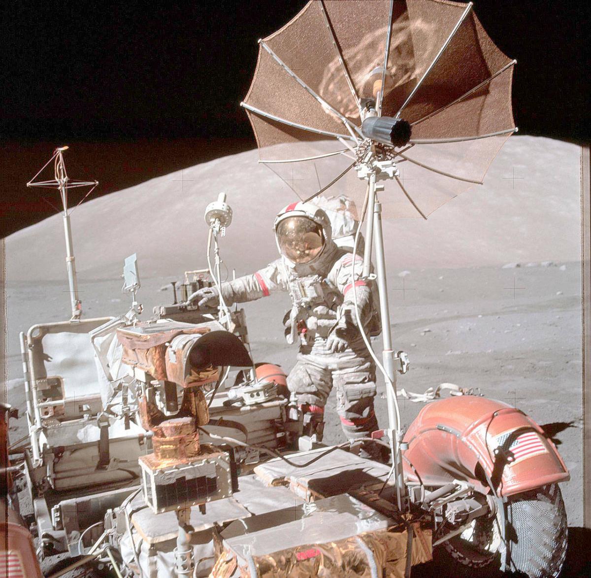 Apollo 15 sur la Lune : l'exploration à son sommet