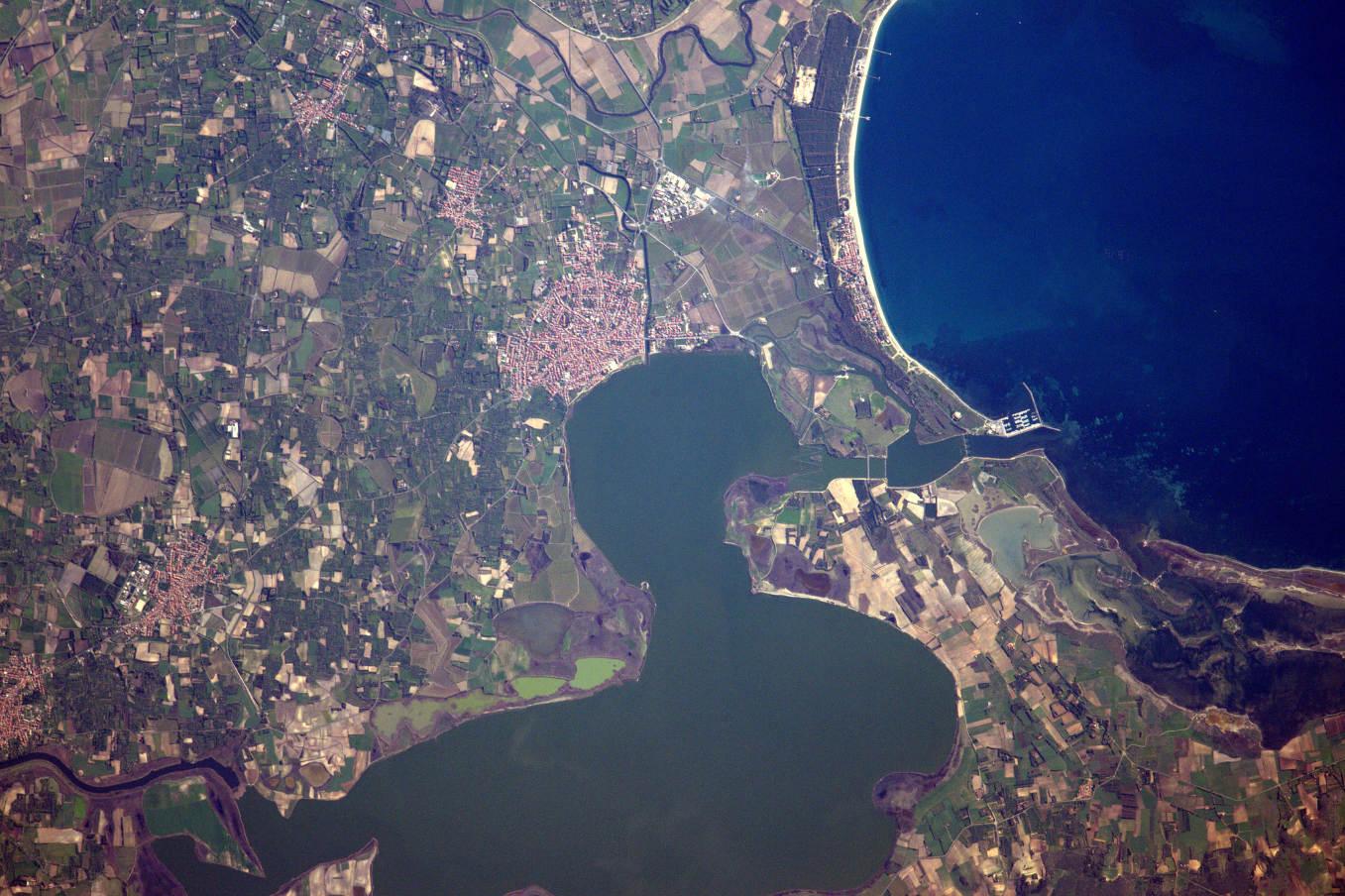 La Terre dans l'oeil de Thomas Pesquet #7 : la Sardaigne