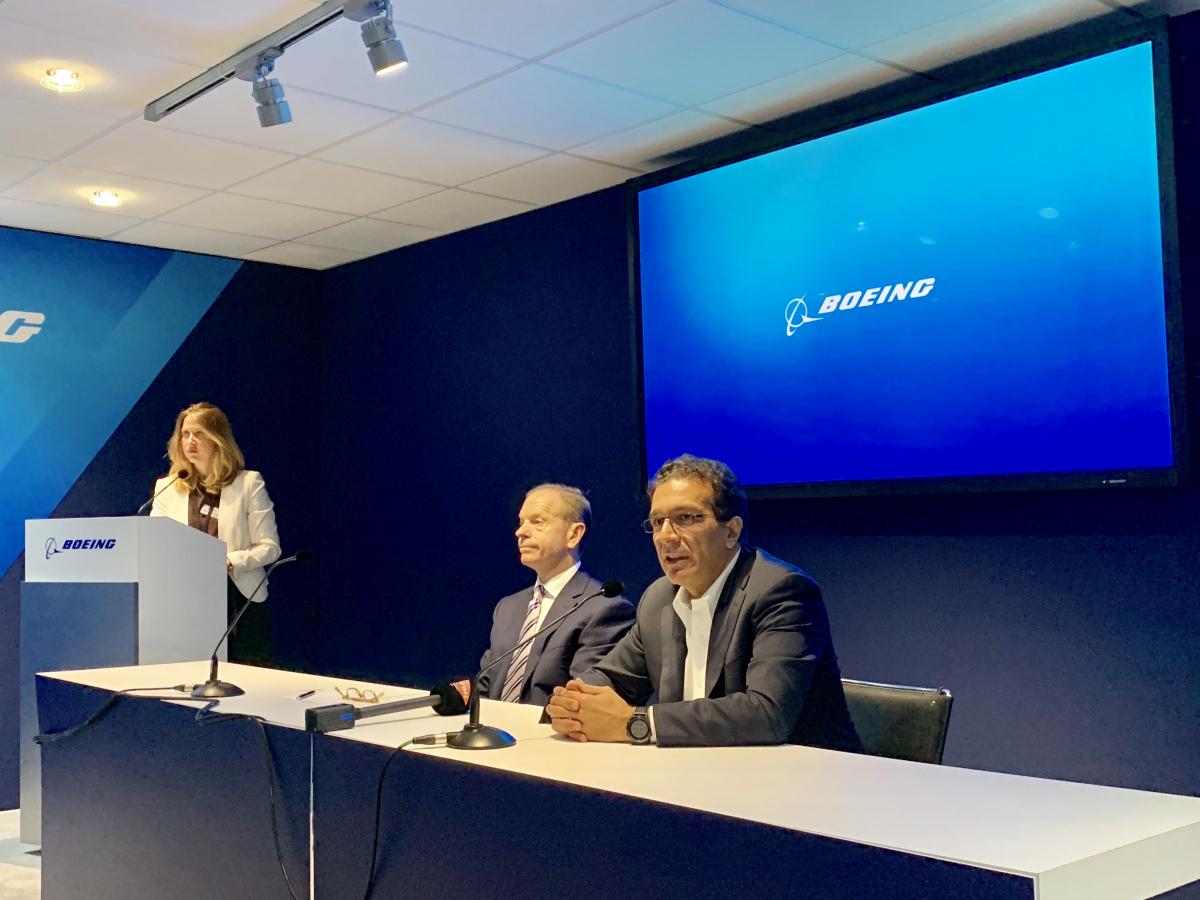 Bourget 2019 : 282 ventes pour Boeing