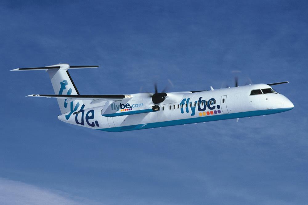 Moisson de nouvelles lignes pour Flybe au départ de France