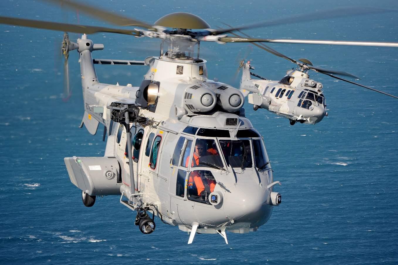 Airbus H225M : La Thaïlande complète sa flotte