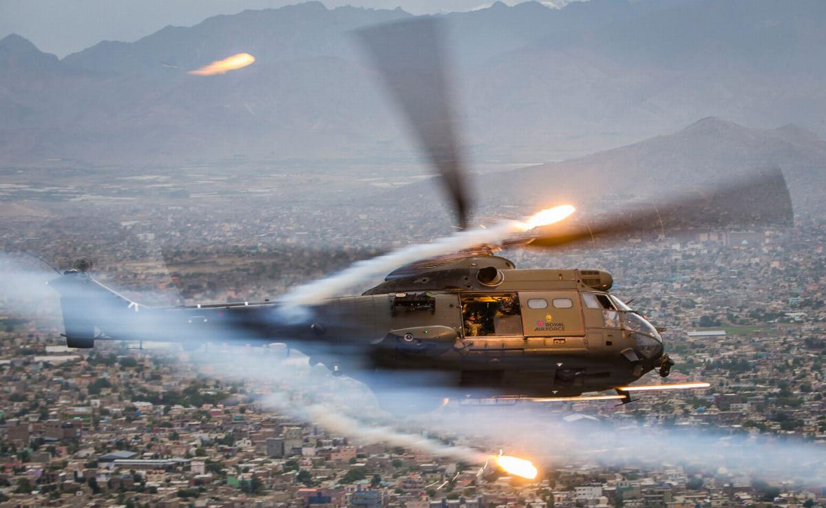 Airbus Helicopter et le marché de remplacement des Puma britanniques