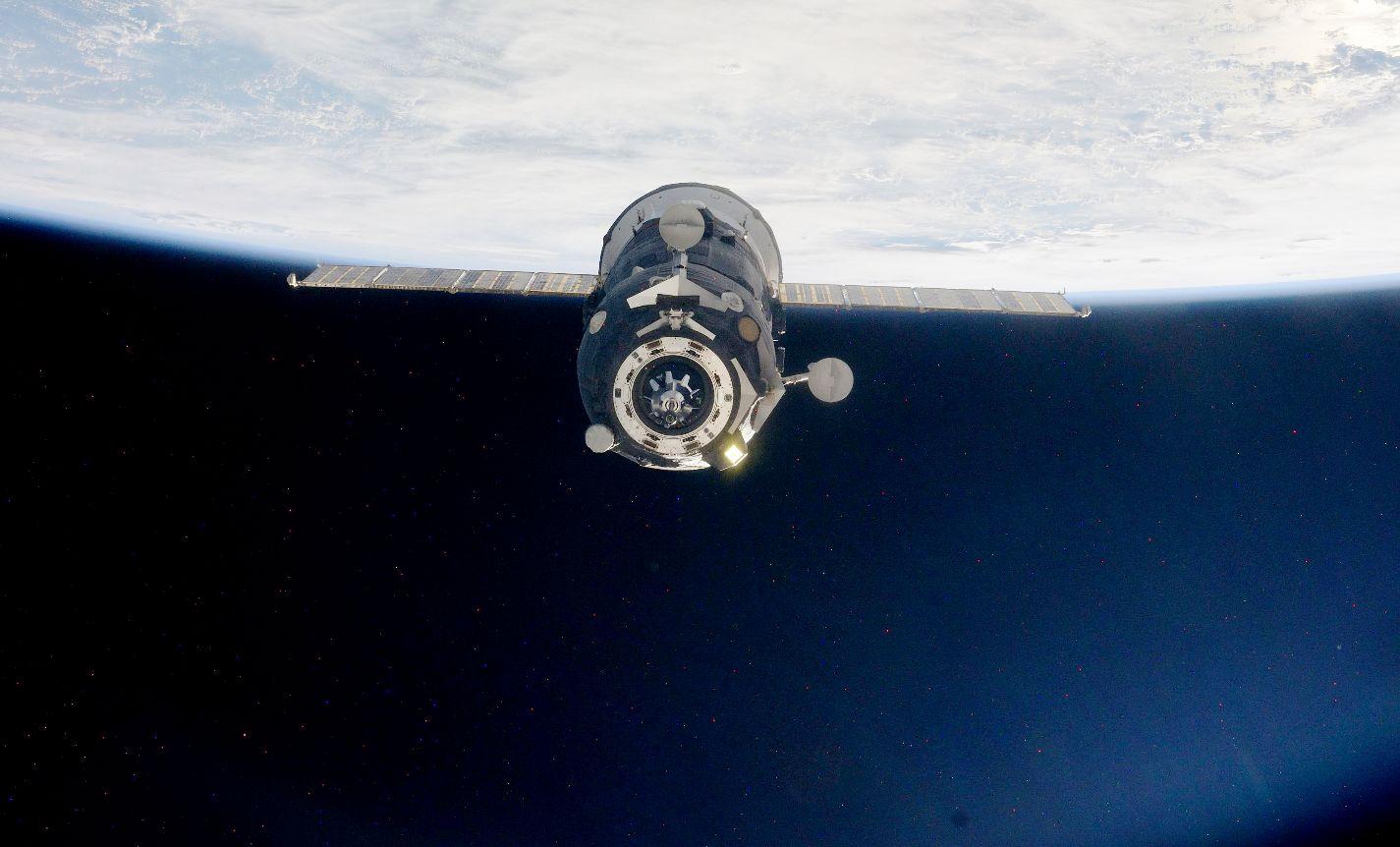 Moins de Russes sur l'ISS ?