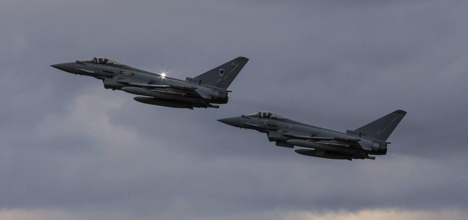 La Royal Air Force fait le bilan de son engagement contre Daech