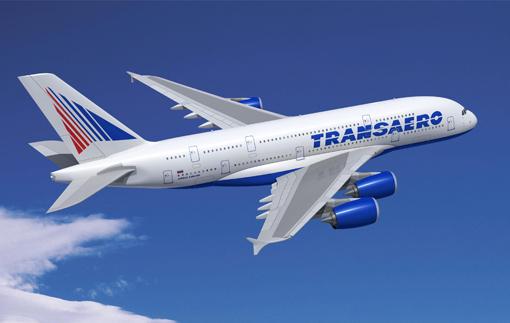 Transaero confirme ses Airbus A380