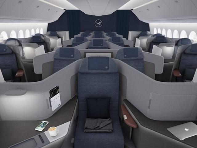 Lufthansa reveals future Business Class