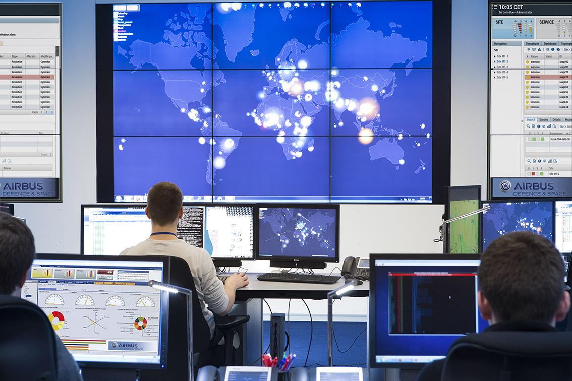 Airbus se lance dans la cybersécurité pour le transport aérien