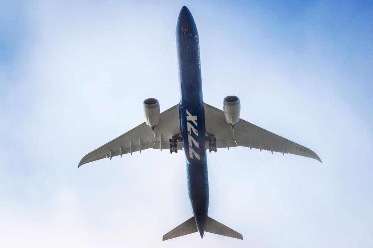 Le moteur GE9X certifié par la FAA