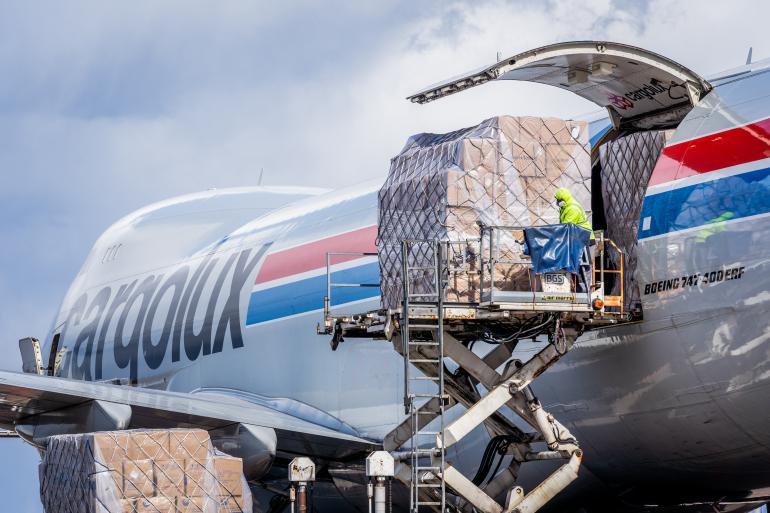 Cargolux finit l'année 2020 sur des résultats records