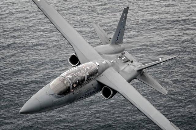 Le Scorpion de Textron pour l'U.S. Navy ?