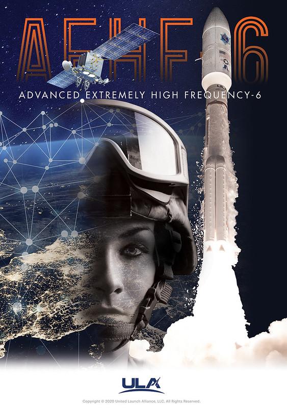 Première mission pour la Space Force américaine