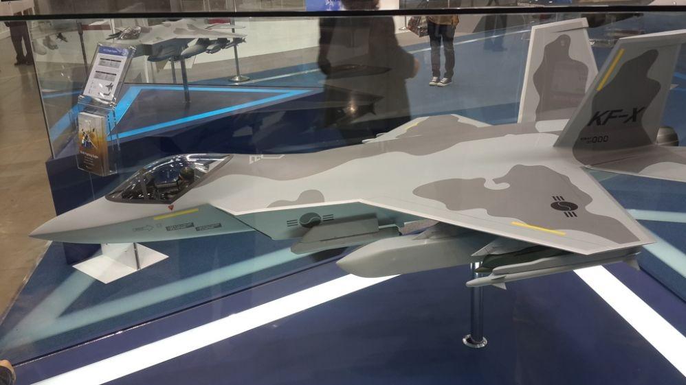 Thales sera sur le futur chasseur sud-coréen KF-X