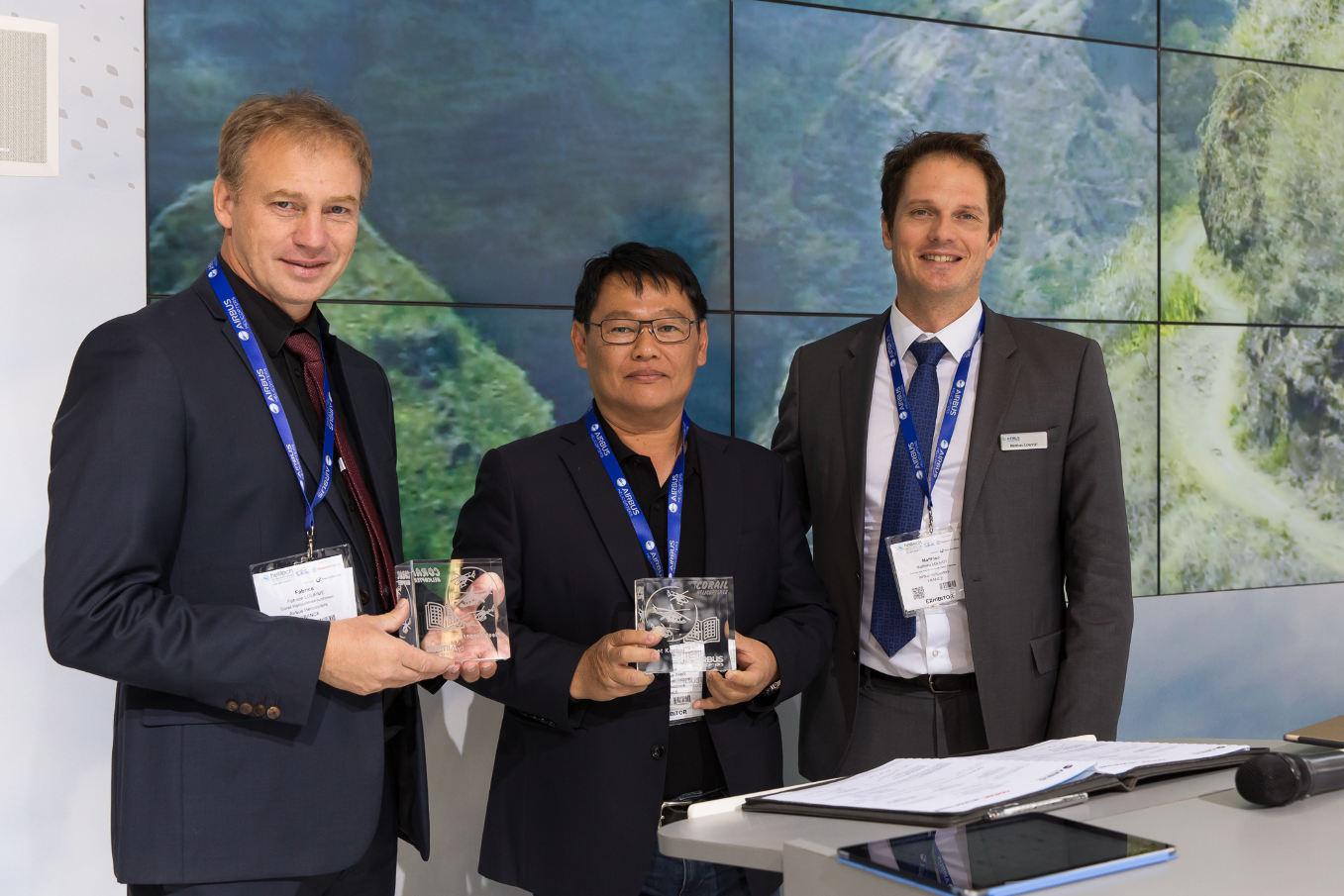 Helitech 2016 : Corail Hélicoptères devient client de lancement de Fleet Keeper