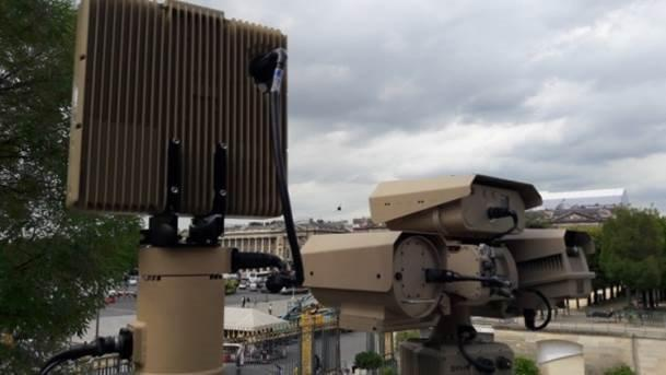Bourget 2019: CS Group et ALX Systems travaille sur un drone intercepteur