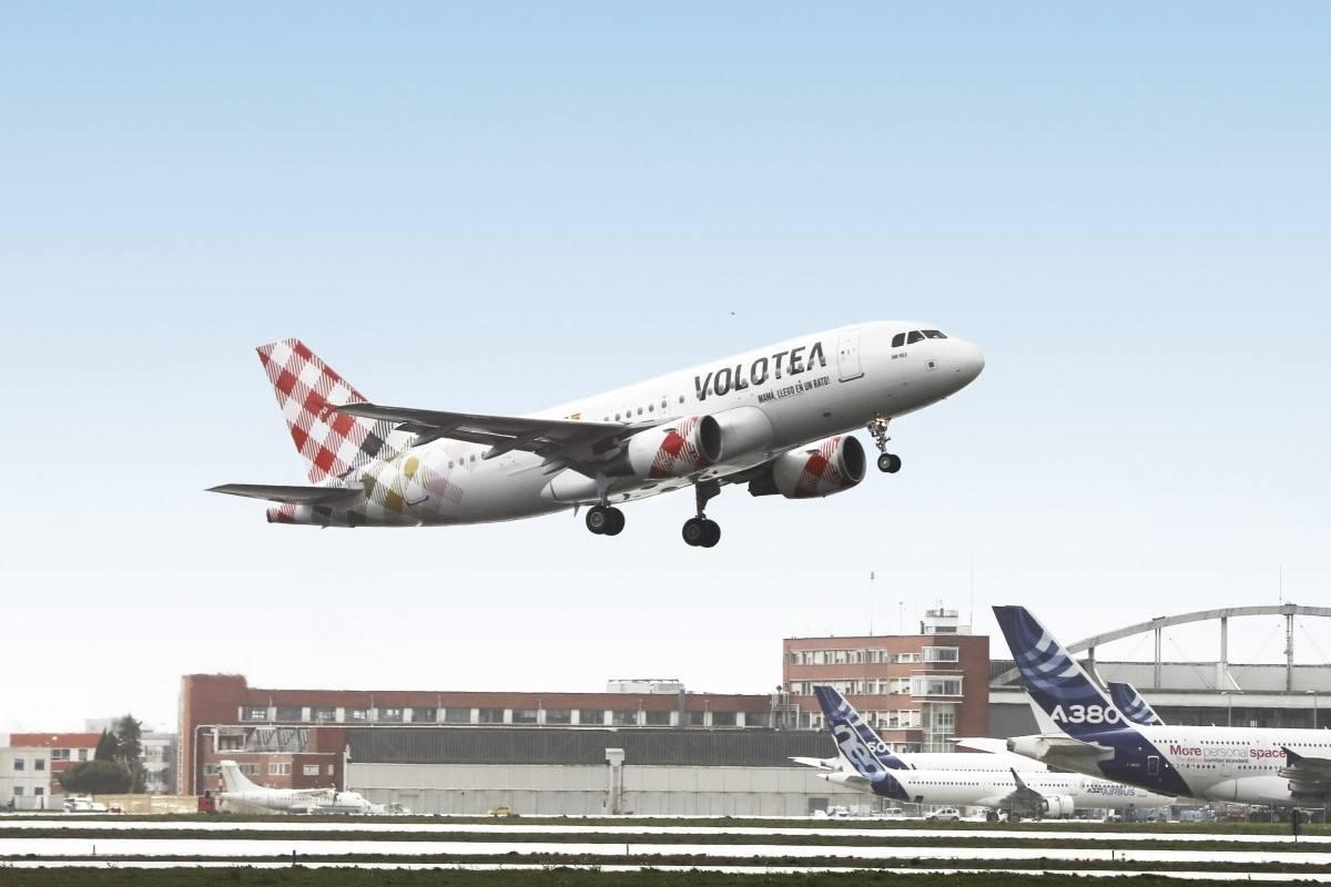 Volotea lancera à partir de juillet deux lignes au départ de Roissy CDG