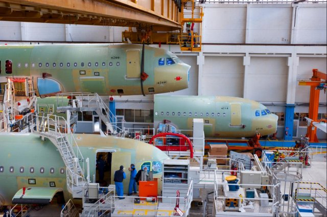 Airbus table sur plus de 670 livraisons pour 2016