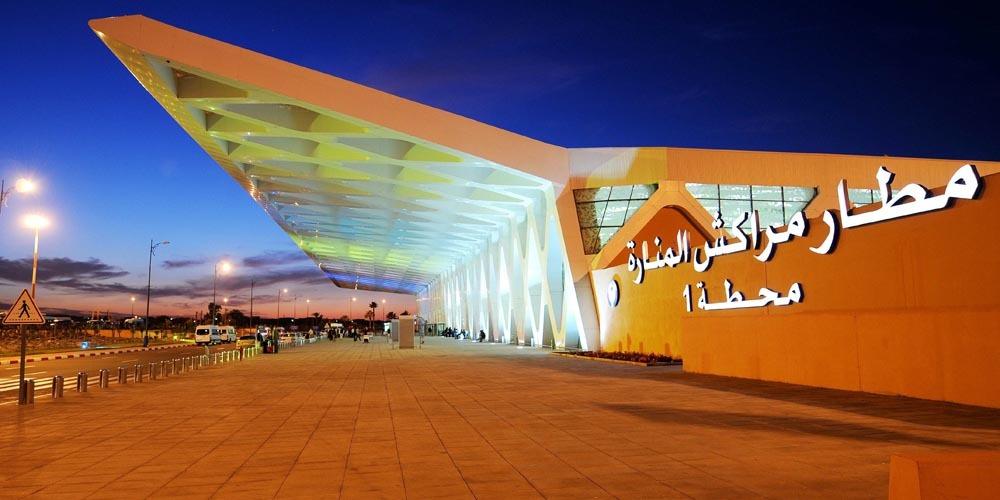 Le nouveau terminal de l'aéroport de Marrakech-Menara est terminé