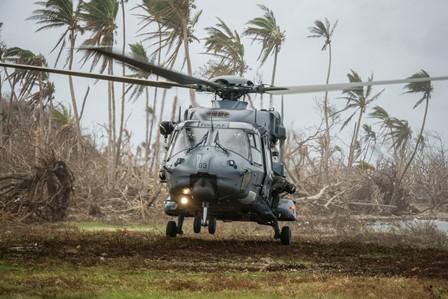 NH90 : Retex positif en Nouvelle Zélande
