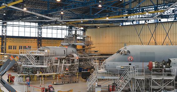 MCO : L'AIA de Bretagne s'équipe pour le Dassault ATL2