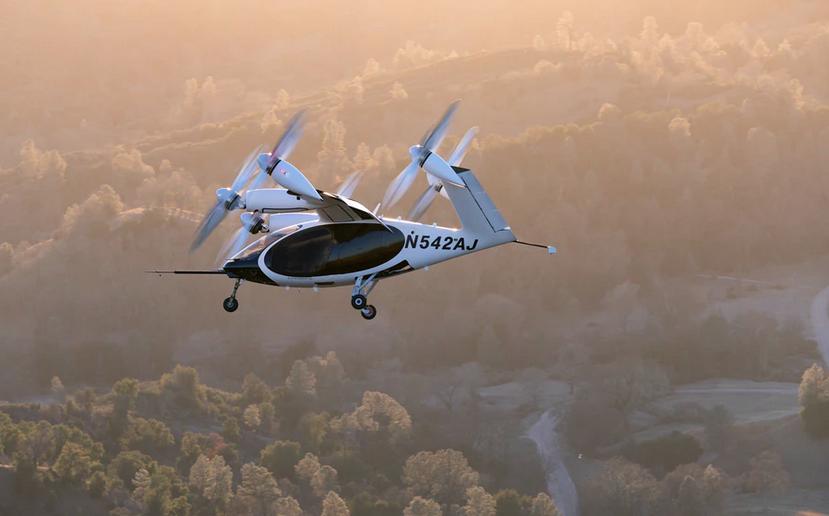 Joby Aviation, du pseudo record en vol à la compagnie aérienne