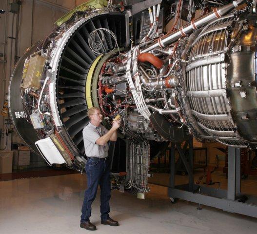 AFI KLM E&M réussit les tests de corrélation GEnx-1B