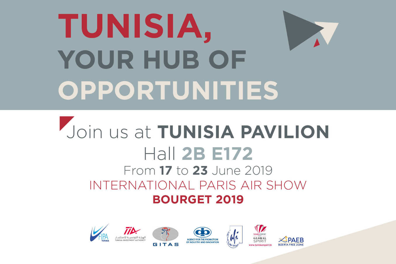 LA TUNISIE, UN HUB AÉRONAUTIQUE