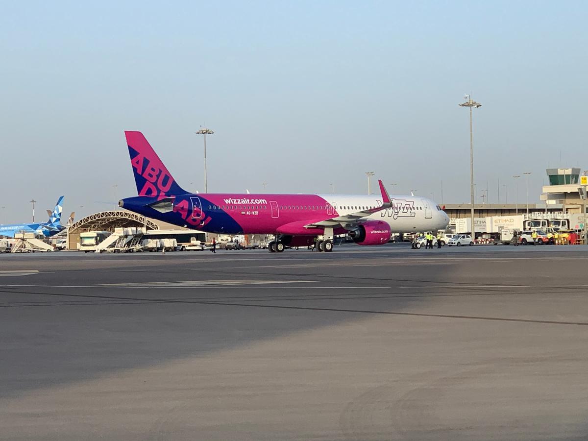 Wizz Air Abu Dhabi se prépare pour Athènes