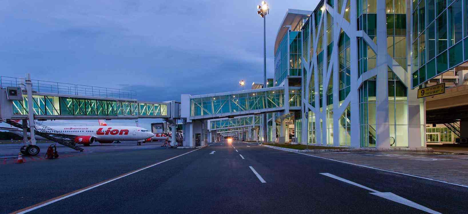 SITA signs Indonesian airport partnership agreement