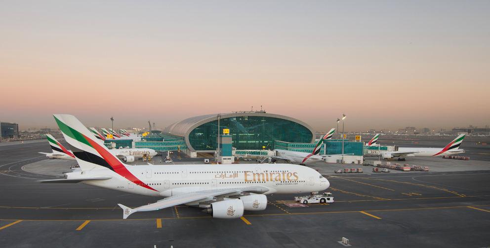 Hausse de 9,4% du trafic de l'aéroport de Dubaï en novembre