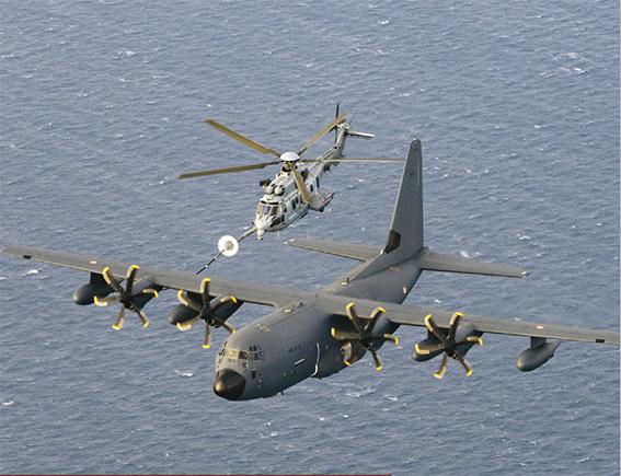 C-130J : la France et l'Allemagne se dessinent une histoire commune