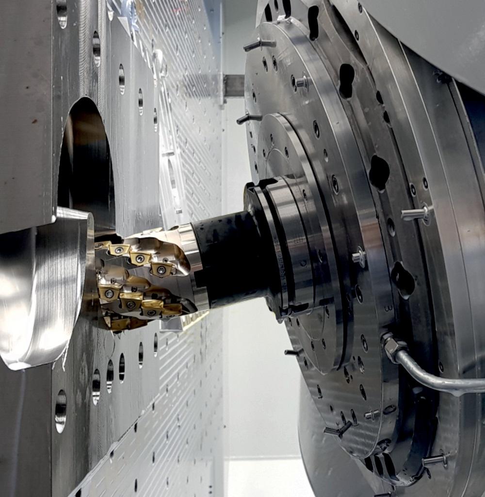 Système flexible de production MCM chez Airbus