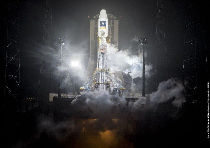 Mission VS15 réussie pour Arianespace