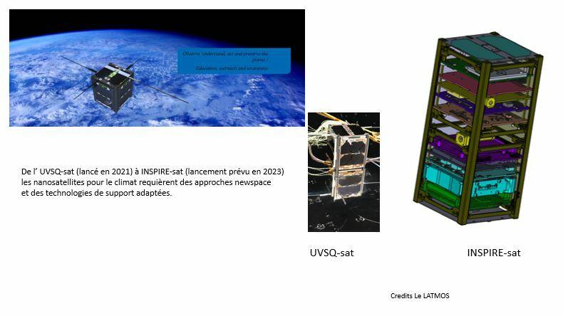 Nanosatellites : la Normandie pousse la plateforme Anthemis