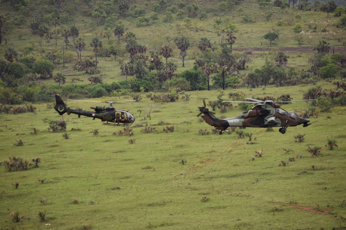 Défense : la réactivité des Forces Spéciales testée en Côte d'Ivoire
