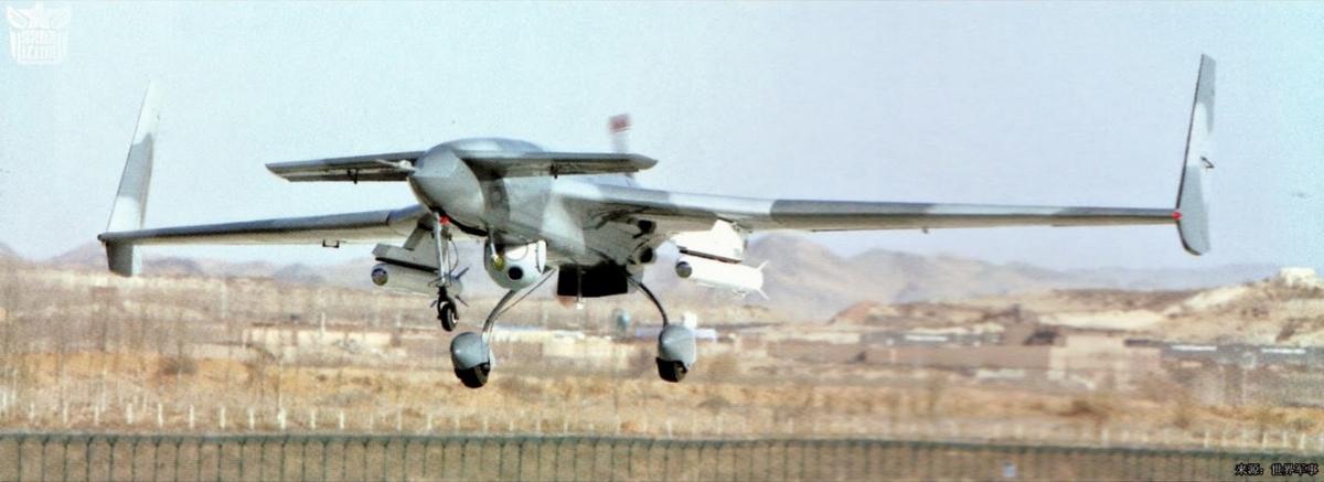 Birmanie : Des drones armés chinois dans la bataille