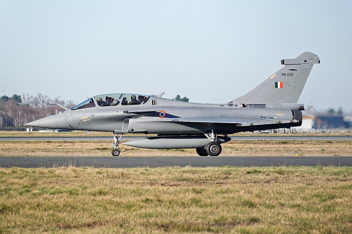 Inde : le deuxième escadron de Rafale sera opérationnel fin juillet