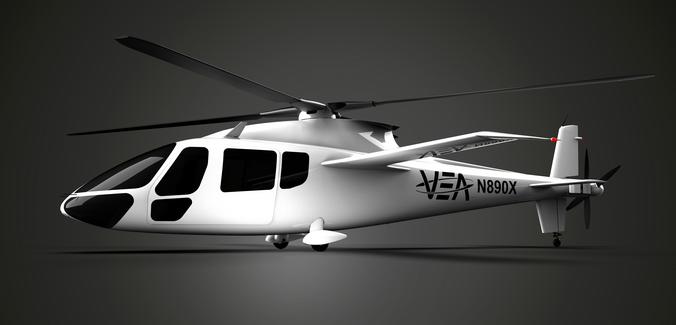 Piasecki Aircraft Corporation et Hy-point dévoilent leur hélicoptère à hydrogène