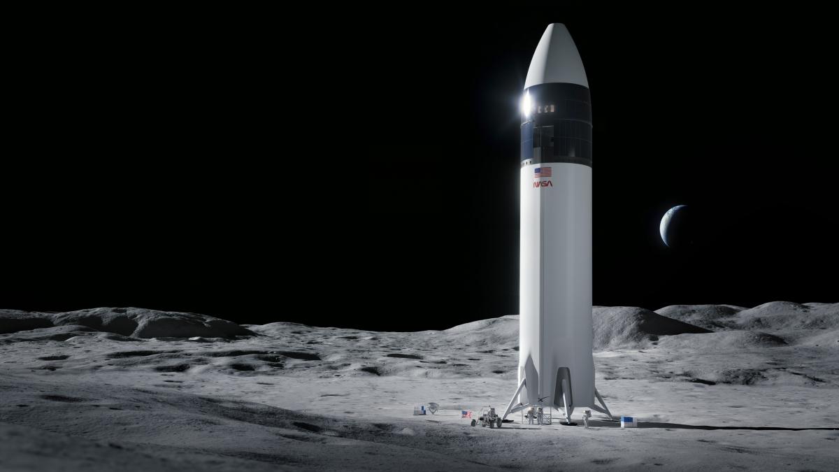SpaceX décroche la Lune