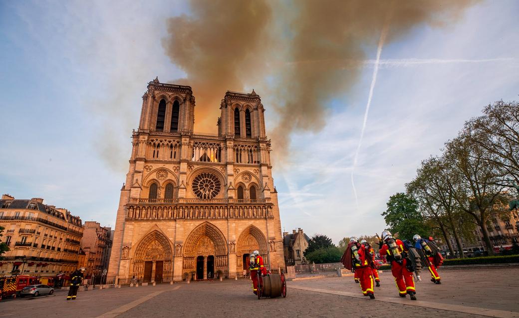 Former les pompiers à l'emploi des drones