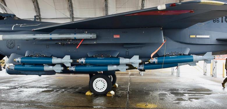 Le bel avenir des F-15E