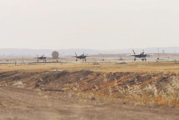 Israël réceptionne trois F-35I