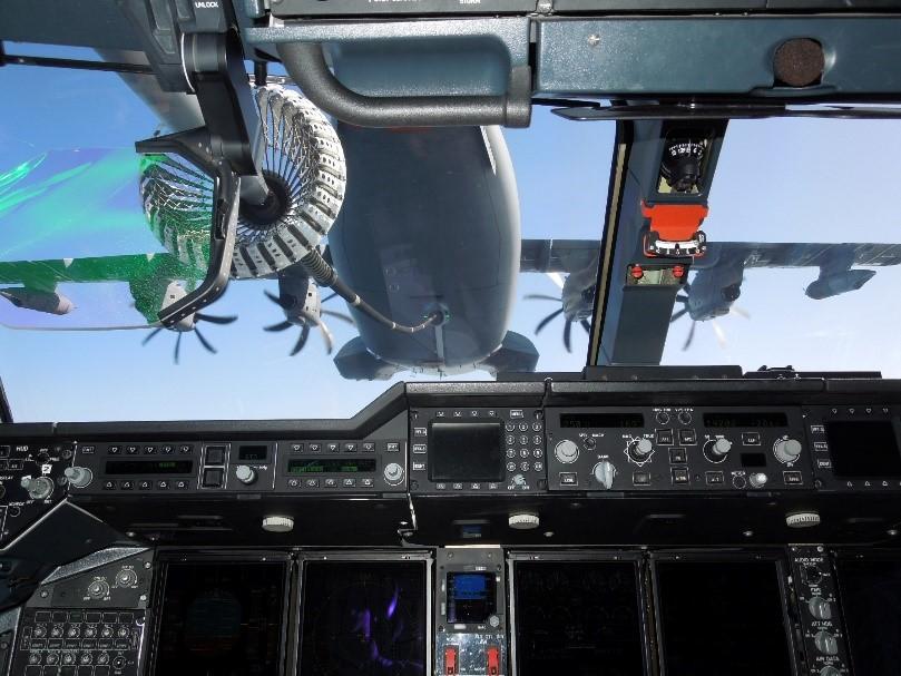 Réception du 16ème Airbus A400M
